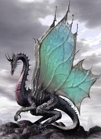 Тайна пяти драконов
